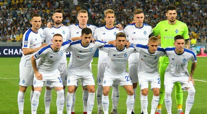 Динамо узнало соперников на групповом этапе Лиги Европы 2018/19