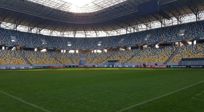 Министр молодежи и спорта обнародовал долги главных стадионов Украины