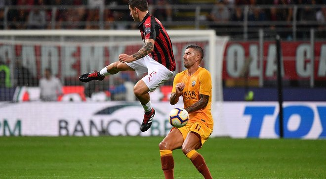 Мілан на останніх секундах вирвав перемогу у Роми