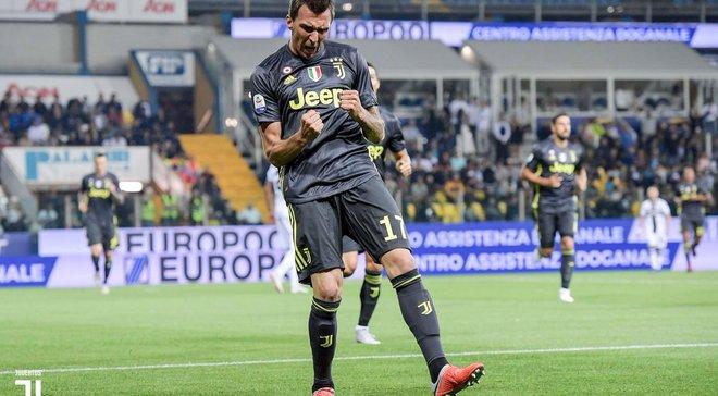 Ювентус обіграв Парму та зміцнив лідерство в Серії А – Роналду знову не забив