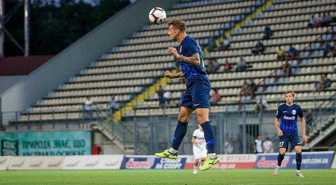 Десна – Олимпик – 0:1 – видео гола и обзор матча