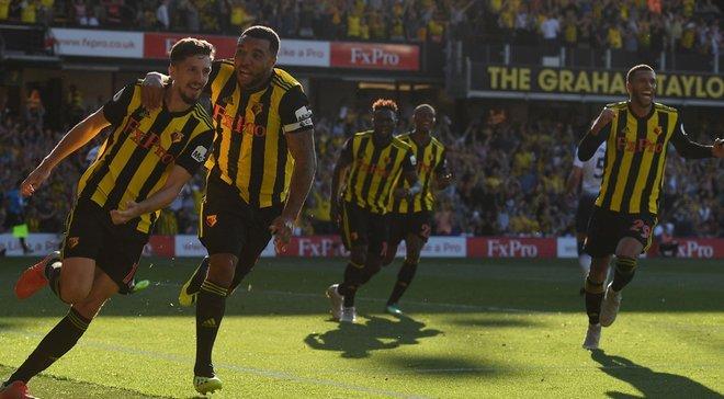Уотфорд – Тоттенхем – 2:1 – відео голів та огляд матчу