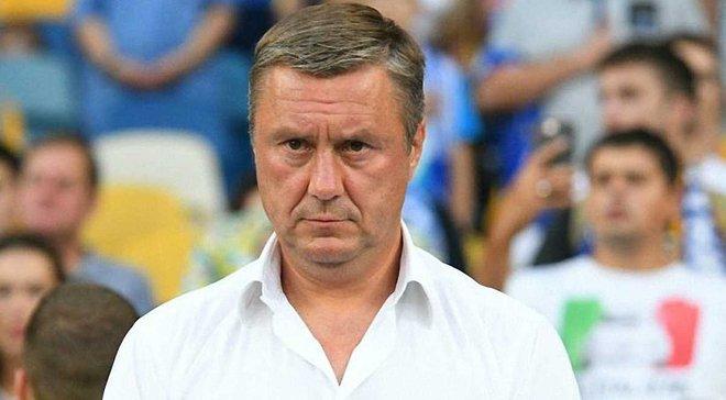 Хацкевич не планирует покидать Динамо