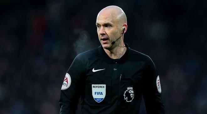 Чехия – Украина: матч Лиги наций обслужит английский арбитр