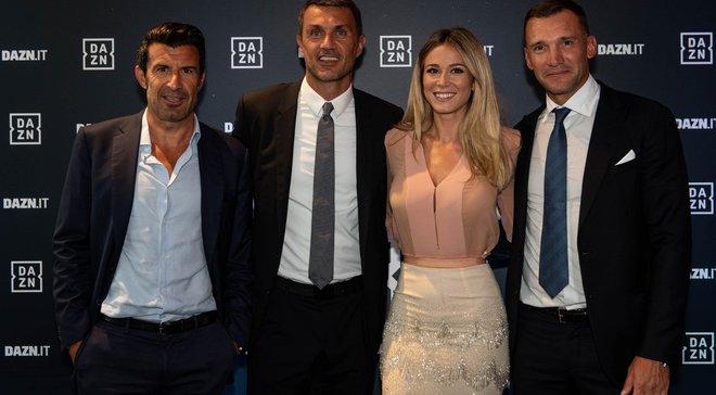 Шевченко будет работать экспертом на 10-ти матчах чемпионата Италии – стали известны детали контракта