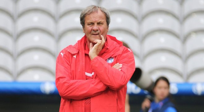 Україна не сильно змінилася з часу нашої останньої зустрічі, – тренер Словаччини Козак