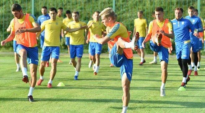 Стало відомо, в якій формі зіграє збірна України проти Чехії та Словаччини