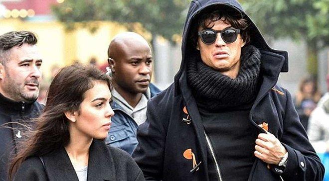 Роналду погрожує судом телекомпанії за репортаж про його кохану