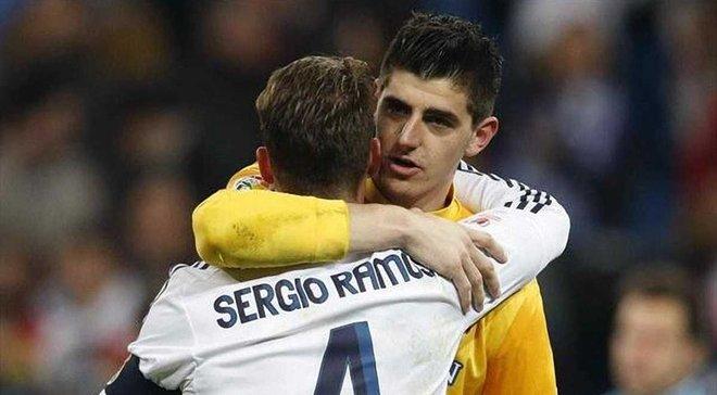 Куртуа: В Реалі весь час жартують про фінал Ліги чемпіонів, який я їм програв