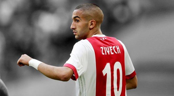 Зиеш стал игроком года в Нидерландах