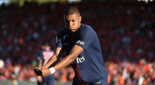 Мбаппе дисквалифицирован на 3 матча чемпионата Франции