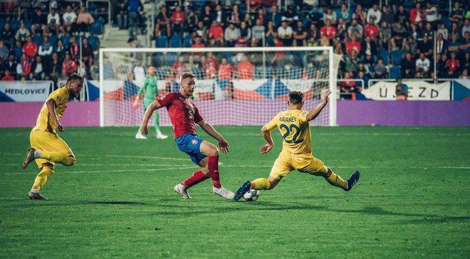 Чехія – Україна: онлайн-трансляція матчу Ліги націй – як це було