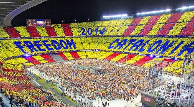 Жирона – Барселона: на матчі в Маямі заборонять використовувати символіку Каталонії