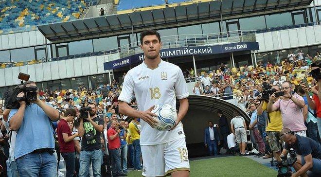 Яремчук оцінив свої шанси на потрапляння до основного складу збірної України
