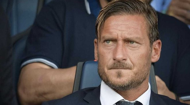 Тотті визнав, що Рома – не конкурент для Ювентуса