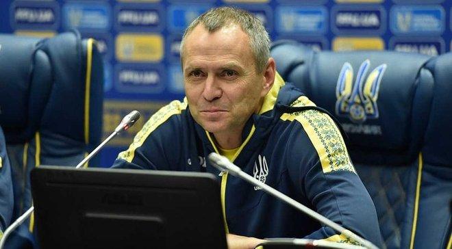 Головко: Сборную Украины U-21 ждут очень тяжелые матчи против Латвии и Андорры