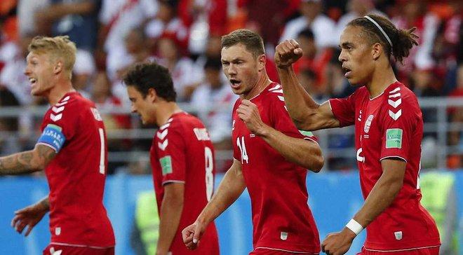Гравці збірної Данії домовились з федерацією та повернулись у розташування команди