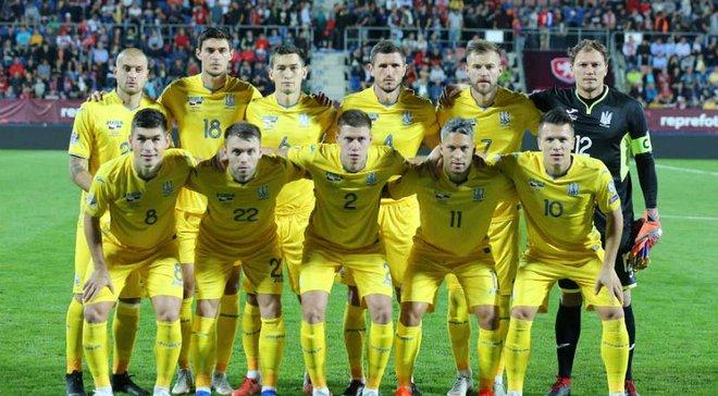 Главные новости футбола 6 сентября: Украина победила Чехию в стартовом матче Лиги наций, Динамо заявилось на Лигу Европы