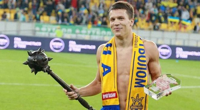 Коноплянка: Я радовался голу Зинченко в три раза больше, чем своему