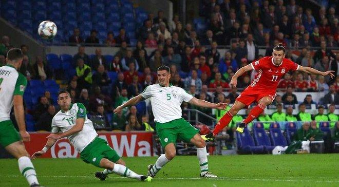 Уэльс – Ирландия – 4:1 – видео голов и обзор матча
