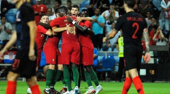 Португалия – Хорватия – 1:1 – видео голов и обзор матча