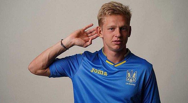 Зінченко вже сходив у оренду – не дуже вдало, – агент про майбутнє українця в Манчестер Сіті