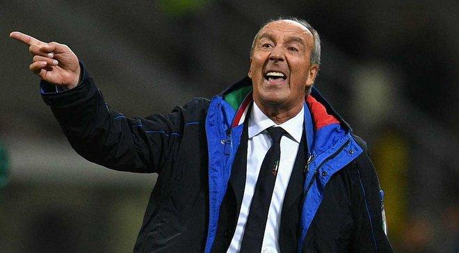 Вентура побажав успіхів Манчіні на чолі збірної Італії