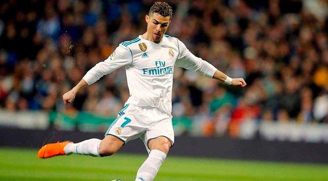 Роналду висловив останню мотиваційну промову в Києві в статусі гравця Реала