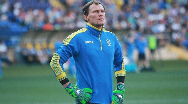 Джулай положительно оценил игру сборной Украины в матче против Чехии