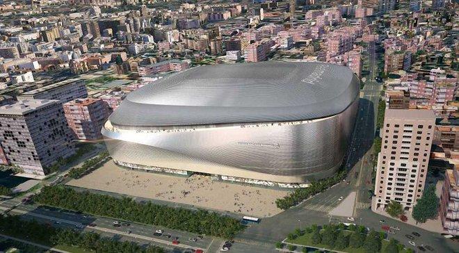 Реал може мати величезний борг за реконструкцію Сантьяго Бернабеу