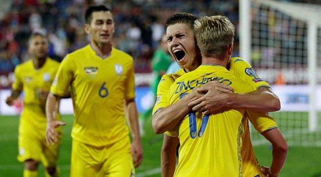 Марлос – геній, а Пятов не мав пропускати: короткий статистичний аналіз матчу Чехія – Україна