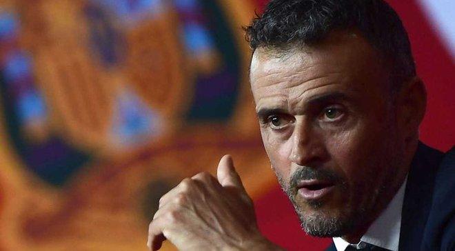 Енріке: Матч Англії та Іспанії на Вемблі буде чудовим
