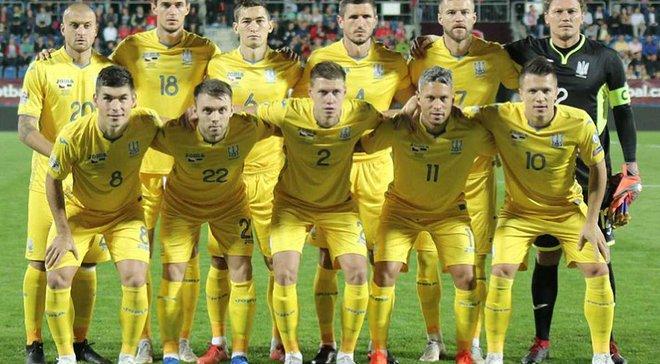 Україна – Словаччина: анонс матчу Ліги націй