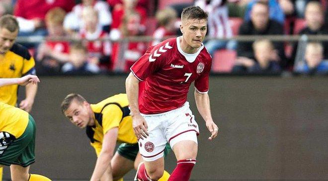 Дуэлунд голом помог Дании U-21 обыграть Финляндию