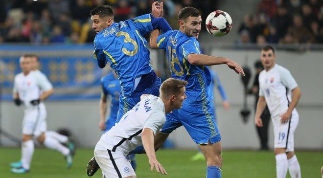 Україна – Словаччина: прогноз на матч Ліги націй