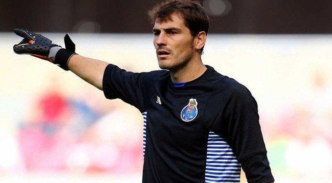 Касільяс: Не хочу бути тренером воротарів