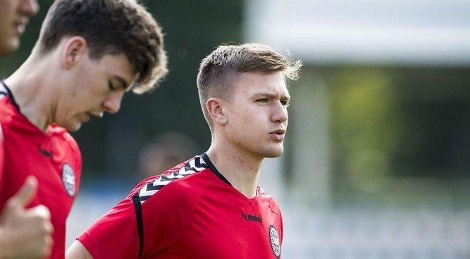 Новачок Динамо забив і сконфузився в матчі за Данію U-21 – відео і всі подробиці