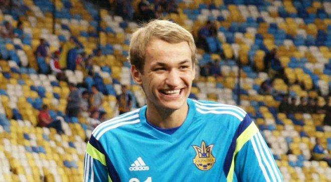 Макаренко: Перебування у збірній України – ковток свіжого повітря для мене