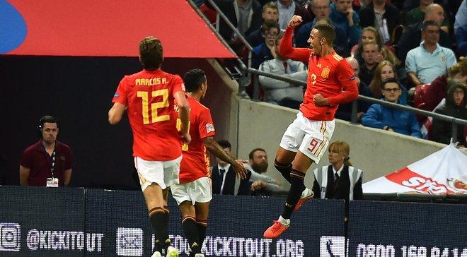 Англія – Іспанія – 1:2 – відео голів та огляд матчу