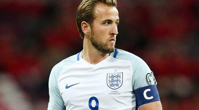 Кейн: Суддя – боягуз, він не зарахував гол Англії помилково