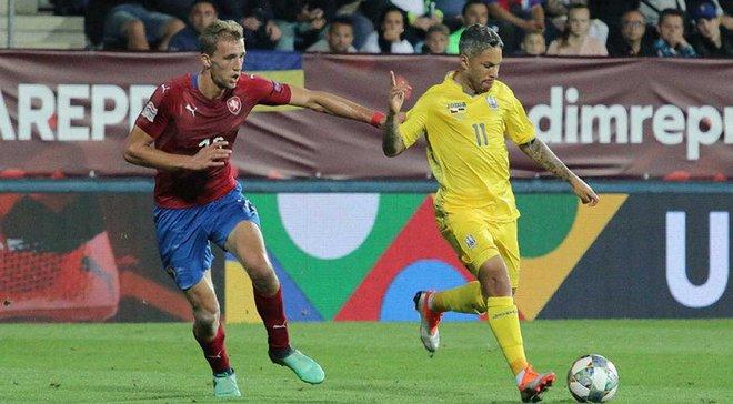 Марлос: Шевченко-футболист был моим кумиром