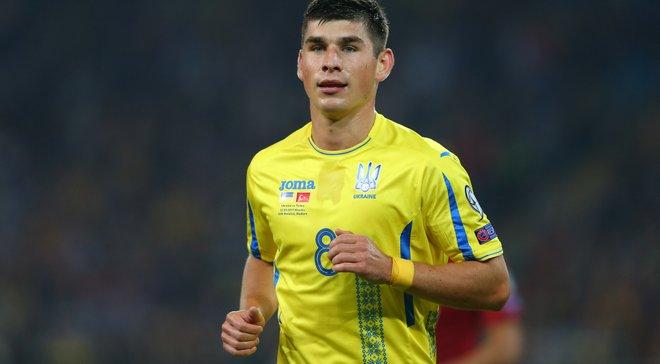 Маліновський: В матчі зі Словаччиною була гра до голу