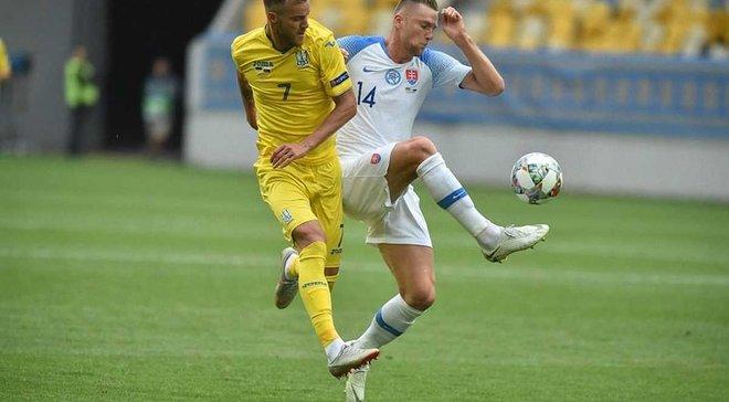 Порошенко привітав збірну України з перемогою над Словаччиною