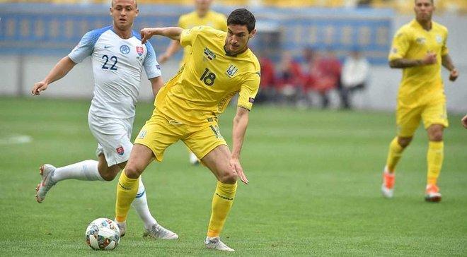 Іщенко: Збірна України зобов'язана грати в числі топ-команд Європи