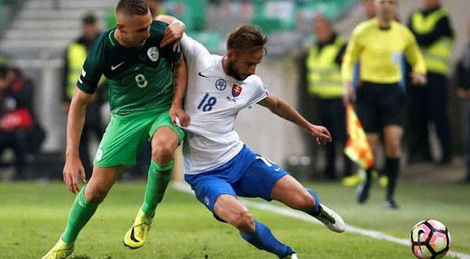 Ліга націй: Кіпр вирвав перемогу у Словенії з Вербічем, Ліхтенштейн розібрався з Гібралтаром