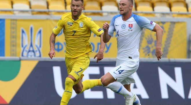 Головні новини футболу 9 вересня: Україна здолала Словаччину в Лізі націй, Франція розібралася з Нідерландами