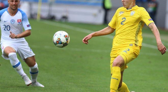 Матвієнко: Словаки хотіли скористатися втомою збірної України