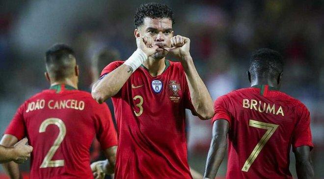 Ліга націй: Португалія мінімально перемогла Італію