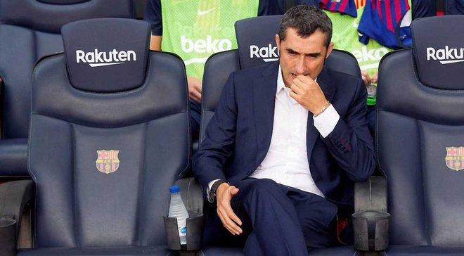 Вальверде може покинути Барселону – чому доля тренера не залежить від титулів