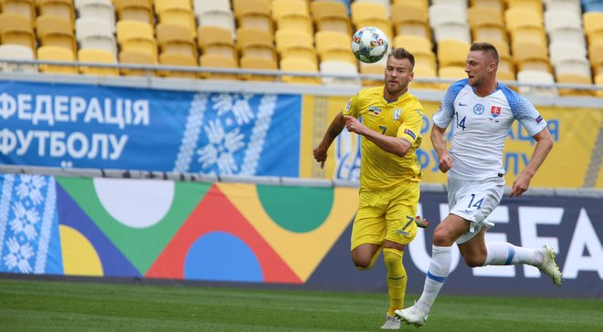 Леоненко: Сподобалося, що Шевченко не боїться міняти Ярмоленка та Коноплянку